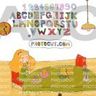 알파벳꾸미기세트