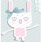 토끼 팝업