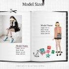 모델사이즈표 24