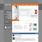 뉴텍 주문형 홈페이지