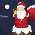 크리스마스 일러스트07