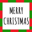 크리스마스 로고