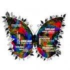 나비 그래픽