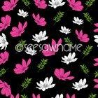 아름다운 꽃 패턴