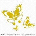 한국전통 나비 무늬 578