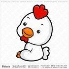 아시아 닭띠 캐릭터 02