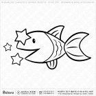 칼라링 물고기자리 캐릭터 01