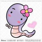 아시아 뱀띠 캐릭터 06