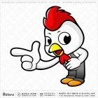닭 캐릭터 방향 제시