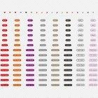 움직이는 아이콘 15종 8색