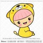 아시아 개띠 캐릭터 11