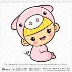아시아 돼지띠 캐릭터 11