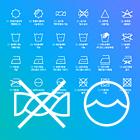 세탁정보 아이콘 v1