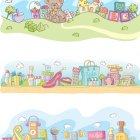 장난감 마을 1