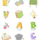 교육 아이콘 2