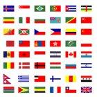 국기 아이콘 1