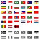 국기 아이콘 2