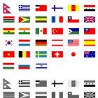 국기 아이콘 3