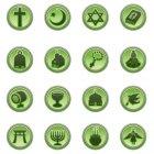 종교 픽토그램 1