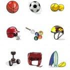 스포츠 아이콘 3