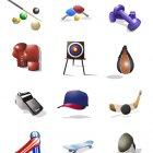 스포츠 아이콘 6