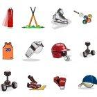 스포츠 아이콘 11
