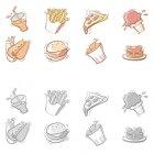 음식 아이콘 12