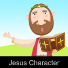 예수 캐릭터 1