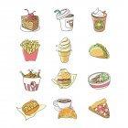 음식아이콘 21