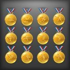 메달 아이콘 5