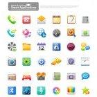 스마트폰 아이콘 13