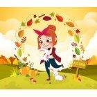 가을배경이미지 61