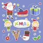 크리스마스 아이콘 47