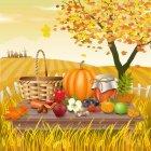 가을배경이미지 84