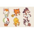 동물캐릭터 8