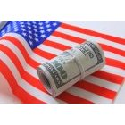 달러와 국기 11