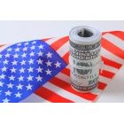 달러와 국기 24