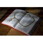 묵주와 성경책 91