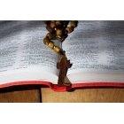 묵주와 성경책 87